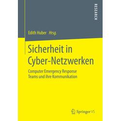 Sicherheit in Cyber-Netzwerken als Buch von