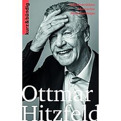 Ottmar Hitzfeld. Wolfram Porr  - Buch