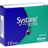 Alcon Systane Benetzungstropfen 3 x 10 ml