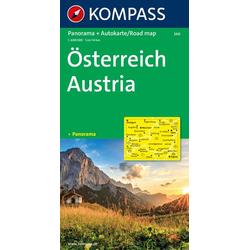 Österreich 1 : 600 000