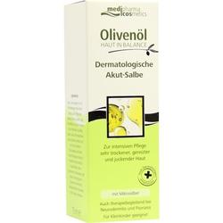 Haut in Balance Olivenöl Derm. Akut Salbe