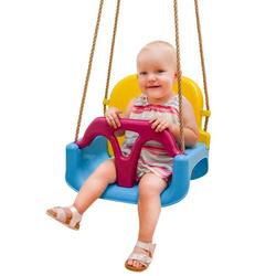 3-in-1 Kinderschaukel 40x43x33cm Babyschaukel Garten Schaukel Kinder Spielzeug