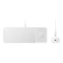SAMSUNG Wireless Charger Trio EP-P6300 Induktive Ladestation