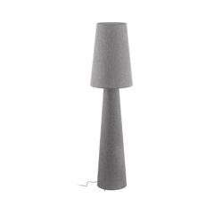 Licht-Trend Stehlampe Stehlampe Cariac 2-flg. 143cm Grau