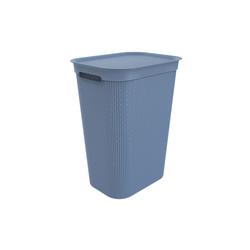 Rotho Wäschesammler Brisen in horizon blue, 50 l