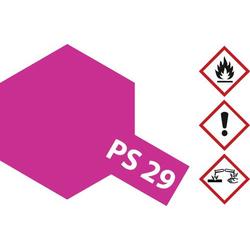 Tamiya Lexanfarbe Neon-Rosarot PS-29 Spraydose 100ml