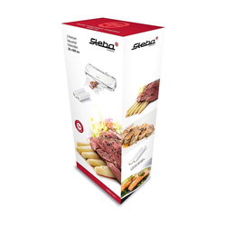 Steba Hand-Vakuumierer 2 Premium-Vakuumier-Folienrollen 28x600cm