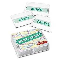 Wort an Wort (Kartenspiel). Andrea Friese  - Buch