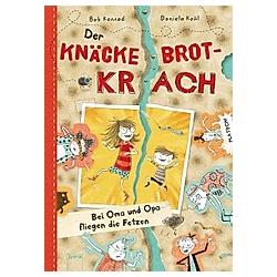 Der Knäckebrotkrach. Bob Konrad  - Buch