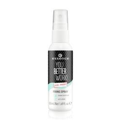 essence You Better Work! spray utrwalający  50 ml