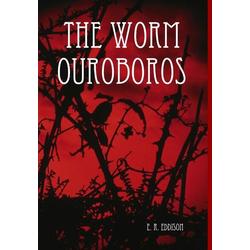 The Worm Ouroboros als Buch von E. R. Eddison