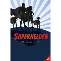 Superhelden: Buch von