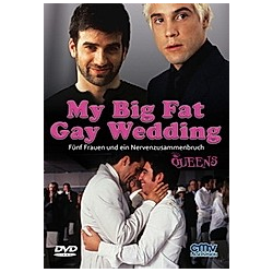 My Big Fat Gay Wedding - DVD  Filme
