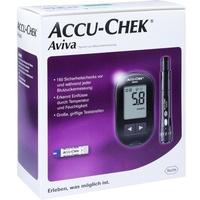 Roche Accu Chek Aviva III Set mmol/l