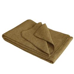 MountainHill Wolldecke 150 x 225 cm sand