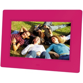Braun Photo Technik DigiFrame 709 (7'') rosa