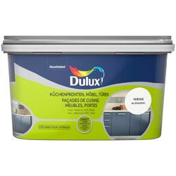 Dulux Holzlack Fresh Up, für Küchen, Möbel und Türen, weiß, 2l
