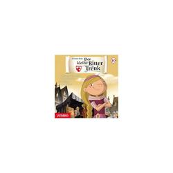 JUMBO Verlag Hörspiel CD Der kleine Ritter Trenk 10