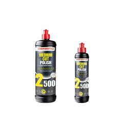 Menzerna MC2500 Medium Cut Feinschleifpaste - 250ml, 1L