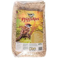 Vogelfutter Erdnüsse, blanchiert, 25 kg braun