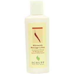 MASSAGE LOTION wärmend 200 ml