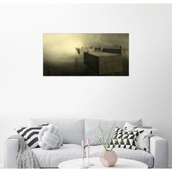 Posterlounge Wandbild, Passengers 100 cm x 50 cm