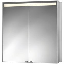 jokey Spiegelschrank ALUwave alu, 66,6 cm Breite