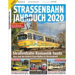 Straßenbahn Jahrbuch 2020: Buch von