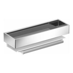KEUCO Edition 11 Duschkorb: mit Duschabzieher 30 x 8,2 x 9,5 cm