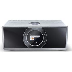 Sharp Sharp DR-I470, grey Internet-Radio (Digitalradio (DAB) FM-Tuner mit RDS Webradio)