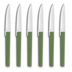 comas Steakmesser Green Willow (6 Stück)