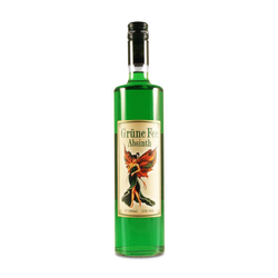 Grüne Fee Absinth 0,7L (55% Vol.)