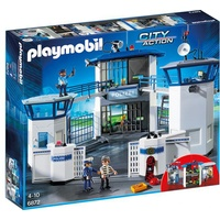 Playmobil City Action Polizei-Kommandozentrale