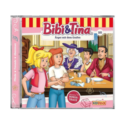 Bibi+tina - Folge 101:Ärger mit dem Grafen (CD)