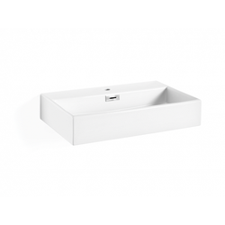Lineabeta Design Keramikwaschbecken Waschbecken 70cm, 53710.09 weiß