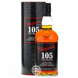 Glenfarclas 105 Cask Strength Whisky