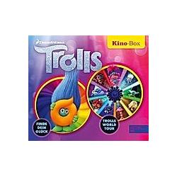 Trolls Kino-Box-Hörspiele zu Kinofilm 1+2