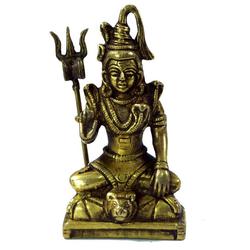 Guru-Shop Dekofigur Shiva Talisman aus Indien - Motiv 6