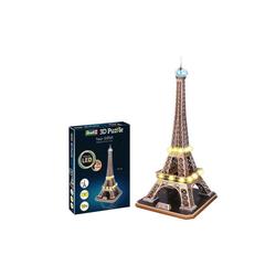 Revell® 3D-Puzzle Eiffelturm 00150, 84 Puzzleteile