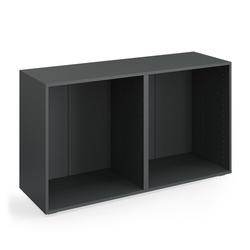 Vicco Sideboard Schrank COMPO M3 antrhazit Regal Aktenschrank Bücherregal Standregal Büro