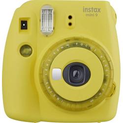 Fujifilm Instax Mini 9 Sofortbildkamera Gelb