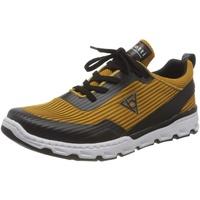 BUGATTI Herren 341A36616900 Sneaker, Yellow, 42 EU