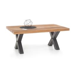 MCA furniture Couchtisch Andro aus Wildeiche