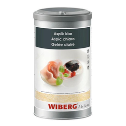 Wiberg - Aspik Klar / Gelatine - Geschmacksneutral - 800 g