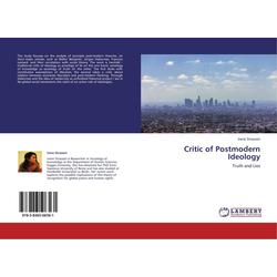 Critic of Postmodern Ideology als Buch von Irene Strazzeri