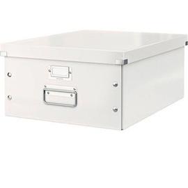 Leitz Ablagebox Click & Store DIN A3 weiß
