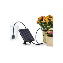 blumfeldt Bewässerungssystem Greenkeeper Solar Bewässerungssystem Solarpanel 1.500 mAh 40 Pflanzen, (Set) 28 mm x 15.5 mm