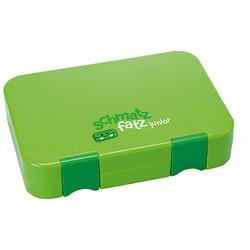 Brotdose junior Lunchbox Grün grün