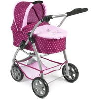 Bayer Chic 2000 Emotion 3 in 1 All In Dots Brombeere