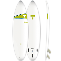 Tahe Shortboard Wellenreiter 21 Wave Welle Surf Board Hard, Größe: 6'7''